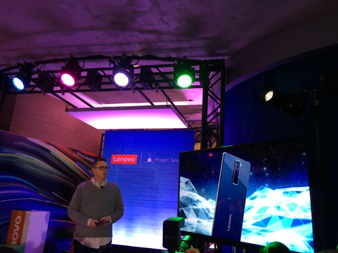 Lenovo Is Making The First Google Project Tango Phone - http://www.baindaily.com/?p=354781