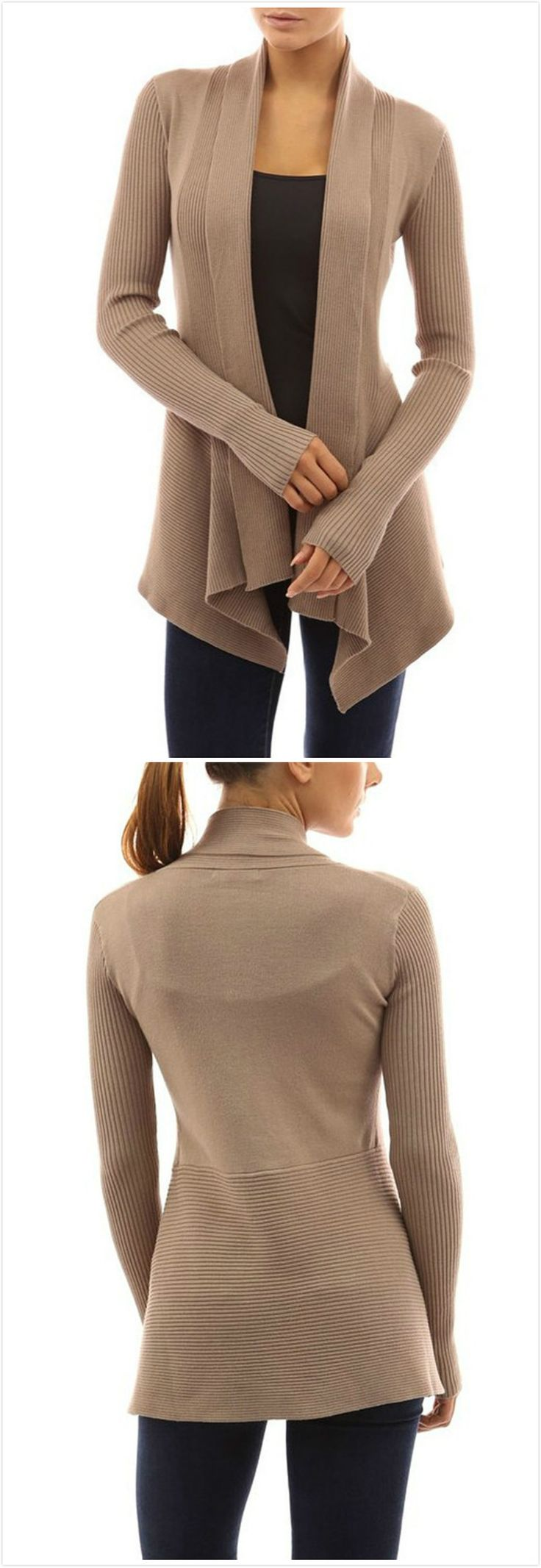 Like this sweater, not so much the color
