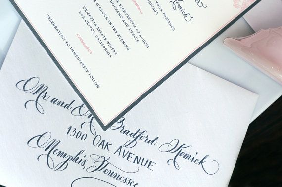 Images about abigail t calligraphy on pinterest