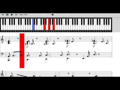 Steven Universe - It's Over Isn't It Sheet Music - Piano Tutorial - YouTube