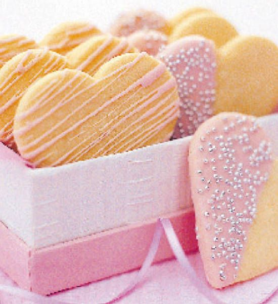 Heart Cookies Better Homes And Gardens Yahoo 7