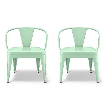 Industrial Kids Activity Chair (Set of 2) - Pillowfort™ : Target