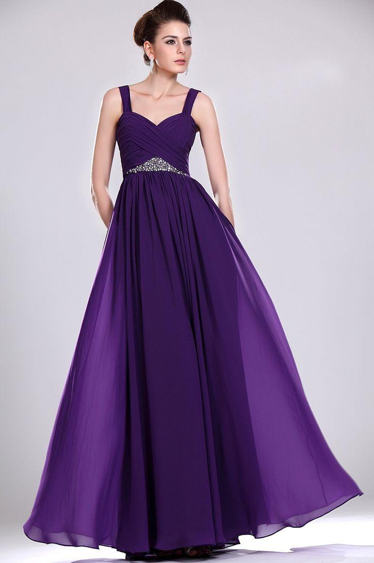 nice Красивые фиолетовые платья (50 фото) — Самые выигрышные сочетания Читай больше http://avrorra.com/fioletovye-platya-foto/