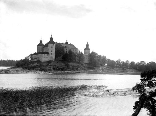 """Digitalt Museum - """"Till Läckö, 1920."""""""