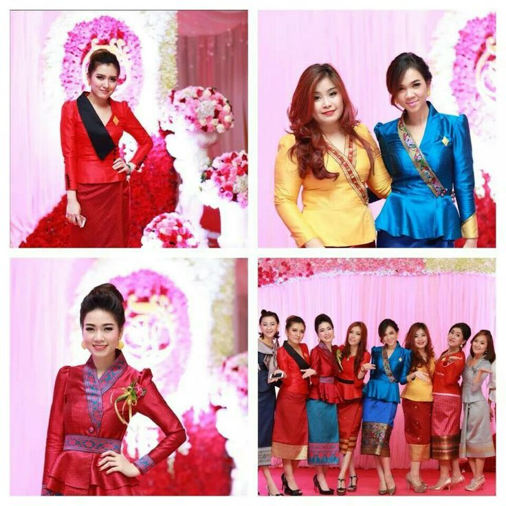Lao sinh for a wedding