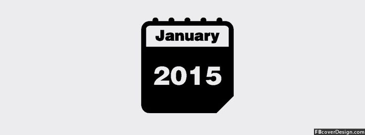 january 2015 new year Timeline Covers | fbcoverdesign.com