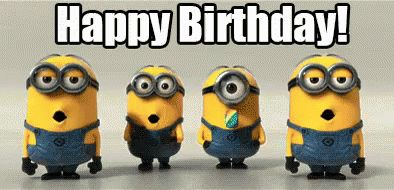 Download 100+ Happy Birthday Minions Images, GIFs, Memes, Quotes & greetings for Facebook & WhatsApp. Best Minion Happy Birthday Wishes for Friend & Family.