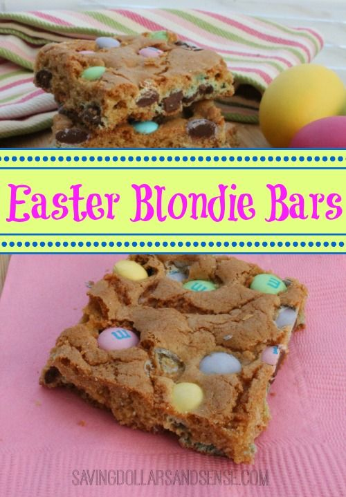 Easter Candy Dessert Taco Plate Recipe — Dishmaps