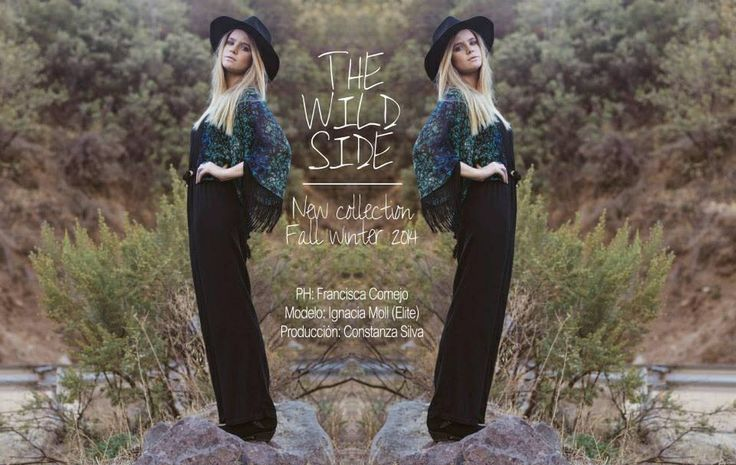 #campaign #locacharme #thewildside #bohostyle #fashion #design