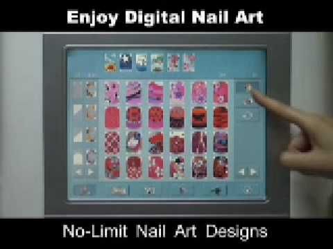 nail designer machine