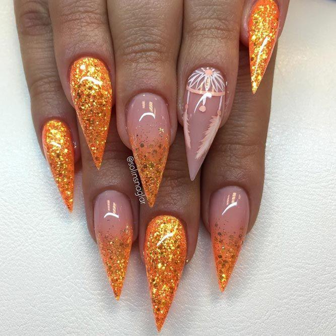 Fantastic Shimmer Nails That Will Steal Your Breath Away Nail Shimmer Cool Nail Designs Nail Designs
