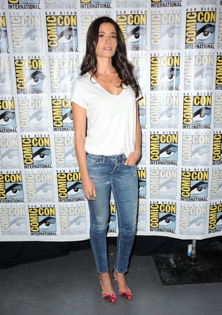 Mercedes Mason - Fear The Walking Dead panel at Comic-Con in San Diego - 07/10/15