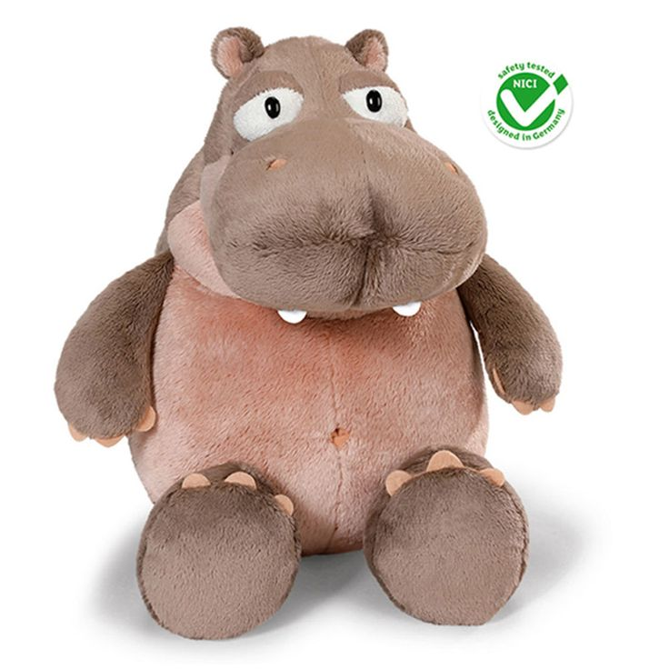 NICI Hippo balduin Germany Plush Stuffed Animal Toy Doll  Kids Baby Gift 70cm  | eBay