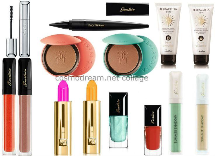 Летняя коллекция макияжа Герлен 2015 - Guerlain Makeup Collection Summer 2015