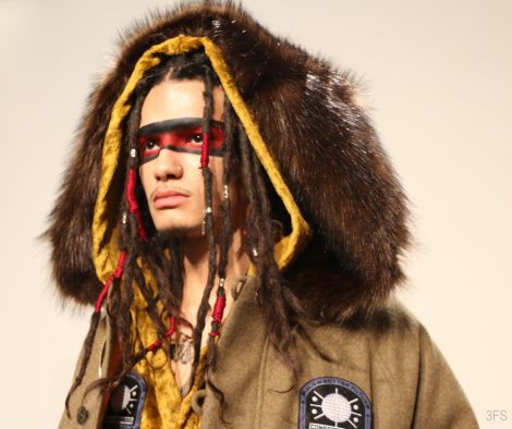 Нп Эллиотт Нью-Йорк моды неделя мужской nyfwm fw17 мужской одежды @sssourabh