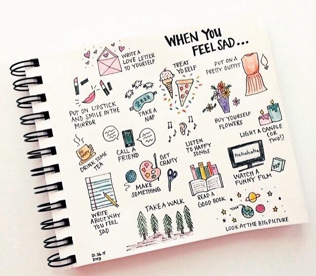 Really cute planner doodles - I'll be adding some of these to my bullet journal!