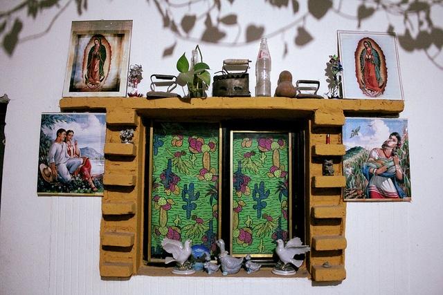 Mitla, Mexico| Flickr: Intercambio de fotos