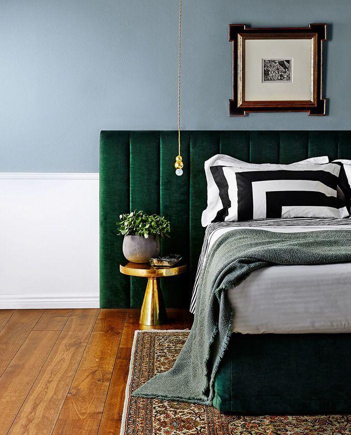 Les 25 meilleures idées de la catégorie Murs de chambre marrons ...