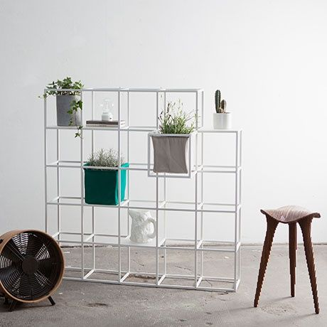 ipot modular planting system supercake. In This Spirit Italian Creative Collective Supercake Designed The IPot A Modular Planting System That Lets Creativity Reign Ipot S