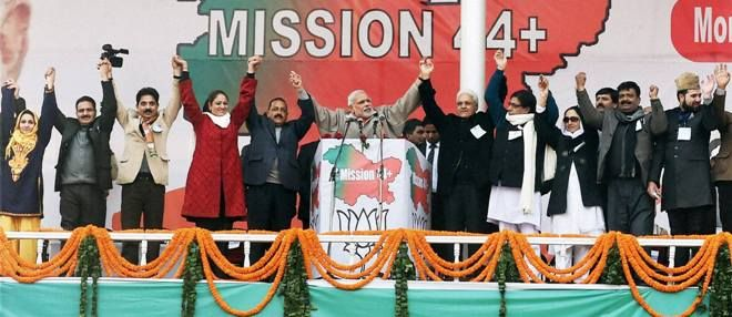 Modi promises 'acche din' in J&K - click here for complete News.... http://www.thehansindia.com/posts/index/2014-12-09/Modi-promises-%E2%80%98acche-din%E2%80%99-in-JK-120073