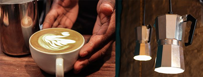 A HIDDEN HEART OF COFFEE IN GRAHAMSTOWN