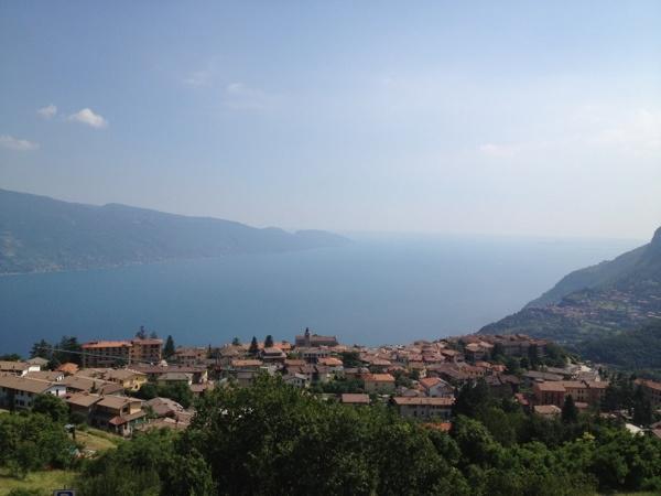 Gardasee / Lago di Garda, Tignale