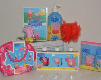 Peppa Pig Oink Oink Boxed Hamper - Edit Listing - Etsy