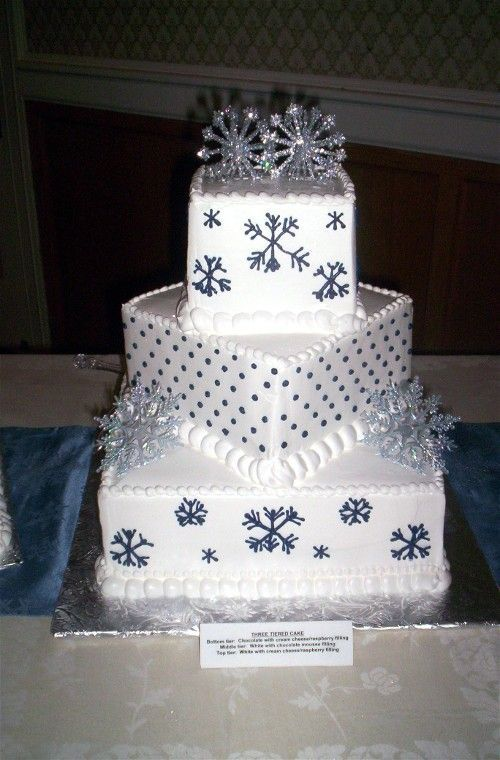 winter themed wedding cakes photo gallery best 25 snowflake wedding cake ideas on 27549