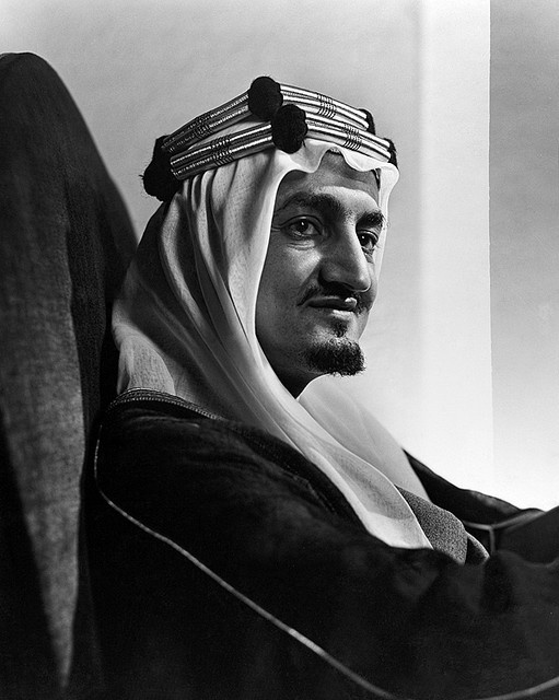 Faisal ibn Abdul Aziz Al Saud, SAUDI ARABIA. (19764-1975)