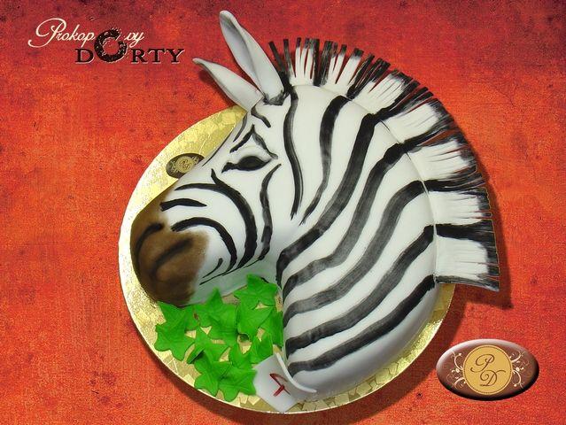 Prokopovy dorty - MODELOVANÉ dorty