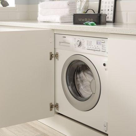 Best Integrated Washing Machines Ideas On Pinterest - Clean washing machine ideas