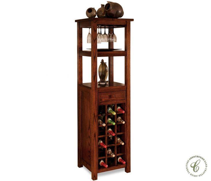 Best 25 tall wine rack ideas on pinterest - Tall corner wine rack ...