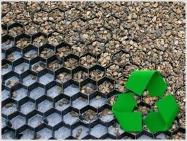 Core Drive Gravel Iliser Is The Of Hle Free Driveway Honeycomb