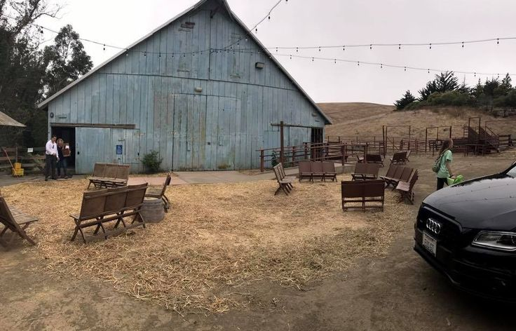 Swallow Creek Ranch Barn Reception Site