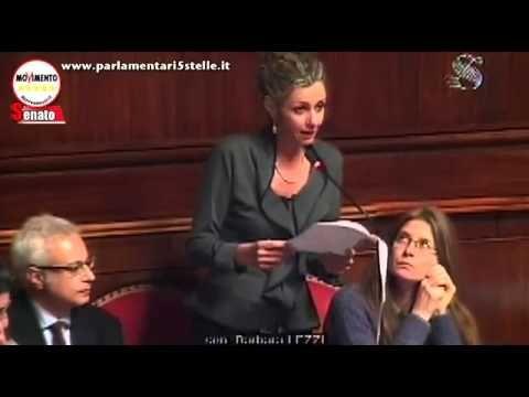 BARBARA LEZZI (M5S) Spiegate agli italiani la VERITA'  sui prossimi tre ...