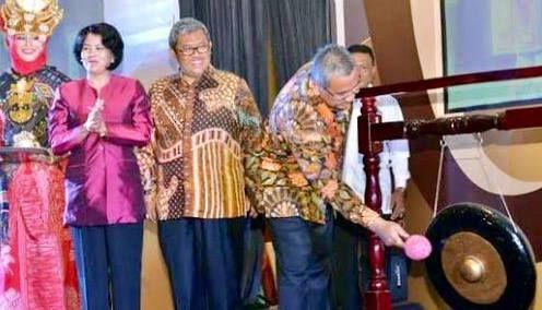 Kasubag Humas Wakili Pemkab Minahasa Ikuti Temu Bakohumas dan Komunitas Nasional
