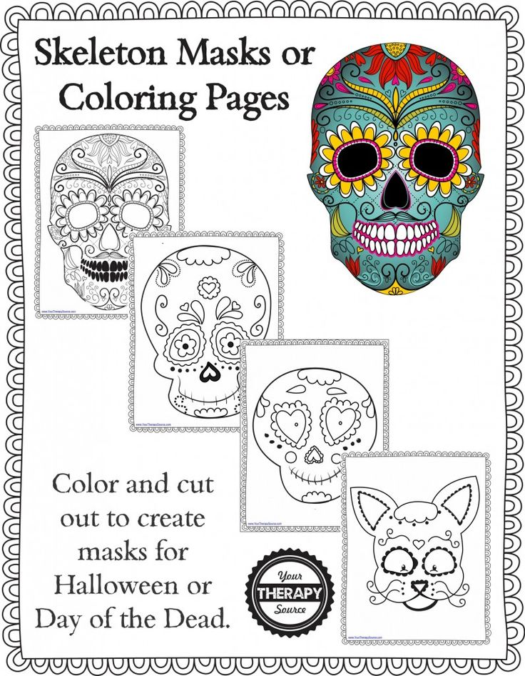 Occupational Therapy Coloring Sheets