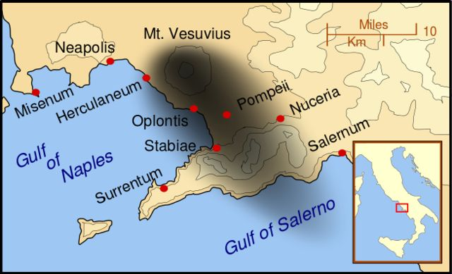 pompeii map | File:Pompeii eruption map.svg - The Forever Knight Wiki - episodes and ...