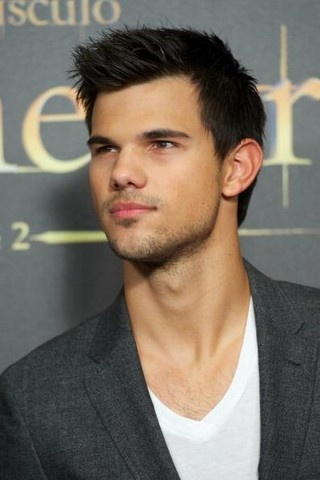 Taylor Lautner    1. Taylor Daniel Lautner was born Feb. 11, 1992, in Grand Rapids, Michigan to Daniel and Deborah Lautner, a pilot and software developer respectively.    The Lautner family permanently moved to California in 2002 for him to pursue an acting career, and his first real job was on the 2011 made-for-TV film Shadow Fury.
