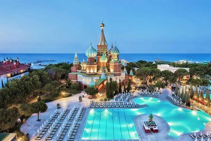 Discount 7nt 5* All-Inclusive Antalya & Flights - Stay at Kremlin Palace! for just £299.00 Where: Antalya, Turkey.  What's included: A seven-night all-inclusive stay at the 5* Kremlin Palace with return flights.  Hotel: A replica of Russia's palace, this epic hotel boasts a private beach, aqua park, grand disco hall, decadent spa and much more!  Visit: Explore the area's ancient Roman ruins,...