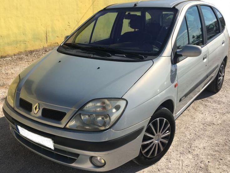 2002 Renault Scenic 1.9 dTi diesel 5 seater mpv
