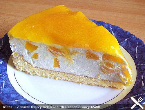 Solero - Torte http://mobile.chefkoch.de/rezepte/m1381321243372223/Solero-Torte.html
