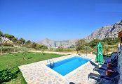 Ferienhaus - 6045 - Borak - Riviera Omis  - Kroatien mit POOOOL