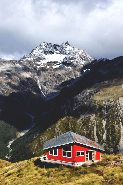 Arthur's Pass, New Zealand   Francesco Tessarollo