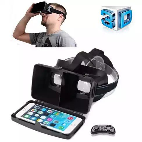 3D Smartphone Viewer with Bluetooth Game controller #VistaShops