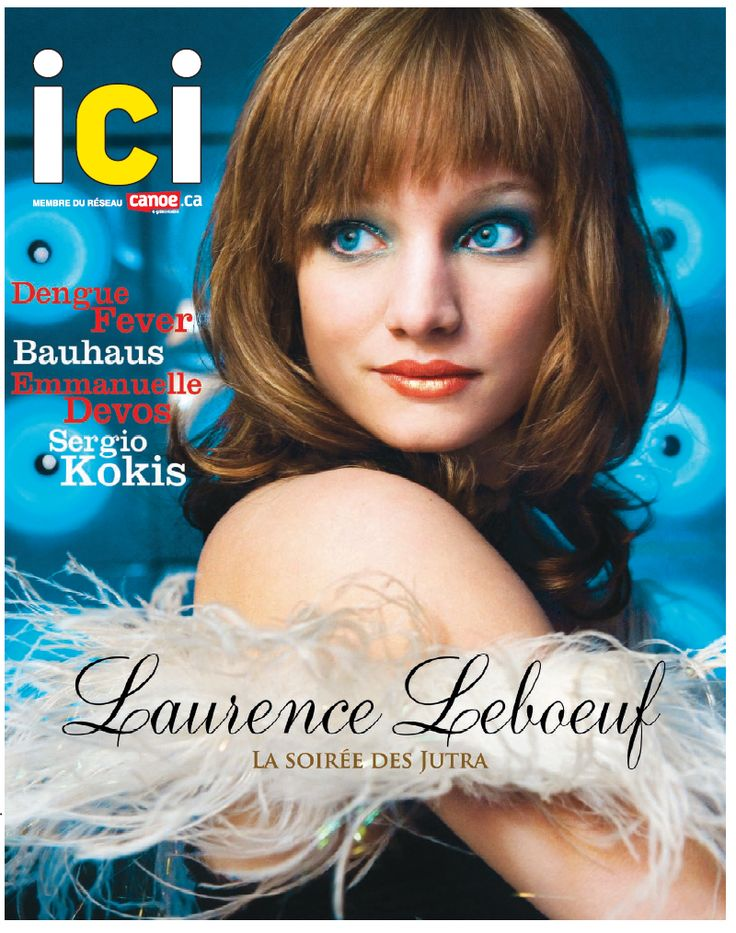 Laurence Leboeuf