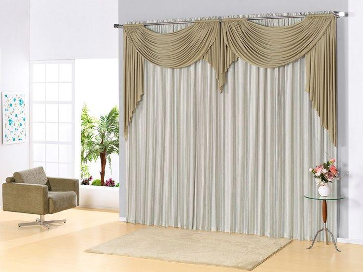 cortina de varão duplo campinas