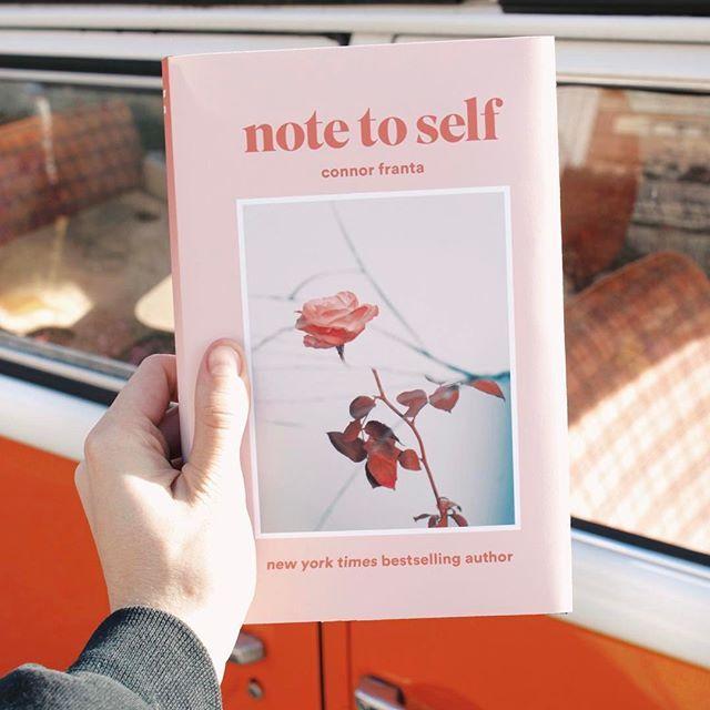 Connor Franta Note To Self