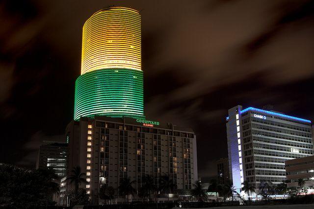 """Miami Tower"" vía @Jimmy Baikovicius"