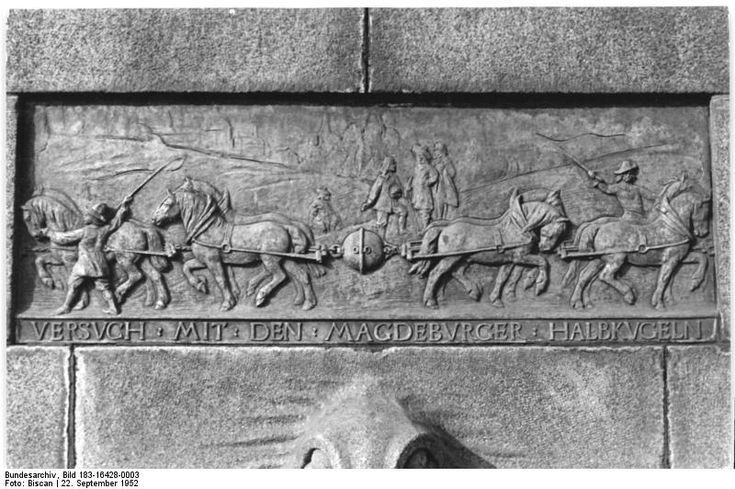 magdeburg nach der zerstörung | Magdeburg, Otto von Guericke-Festtage